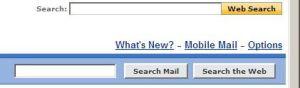 Option Yahoo Classic